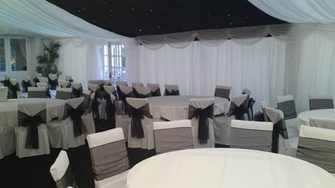 Framed Marquee - Marquee Hire Essex