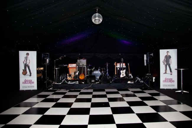 Stage & Dance Floor Hire