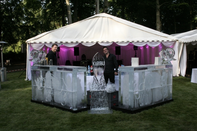 Ice Bar Hire