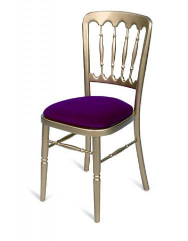 Gold Banqueting Chair