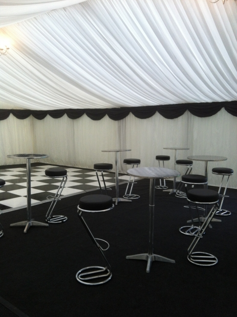 21st Birthday Party Marquee In Essex